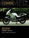 Clymer BMW: K-Series, 1985-1997 - Clymer Publishing