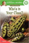 Who's in Your Class? - Susan Blackaby