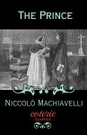 The Prince (Coterie Classics with Free Audiobook) - Niccolo Machiavelli, Coralie Bickford-Smith, Tim Parks, W.K Marriott