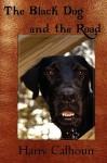 The Black Dog and the Road - Harry Calhoun