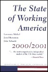 The State of Working America 2000-2001 - Lawrence Mishel, Jared Bernstein, John Schmitt