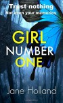 Girl Number One by Jane Holland (2015-09-24) - Jane Holland;
