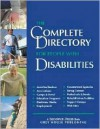 The Complete Directory for People with Disabilities, 2004 - Laura Mars-Proietti