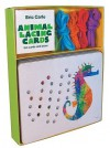 CARDS: Eric Carle Animal Lacing Cards: 10 Cards & Laces - NOT A BOOK