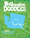 Washington Doodles: Over 200 Doodles to Create Your Own Evergreen State - John Skewes