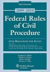 Federal Rules Of Civil Procedure W/ Study Resources 09 10 Stat Su - Subrin