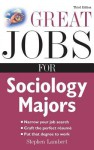 Grt Jobs for Sociology Majors - Chris Rojek, Stephen Lambert