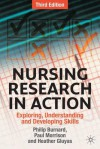 Nursing Research in Action: Developing Basic Skills. - Philip Burnard