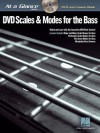 Scales & Modes For The Bass - At A Glance (DVD and Lesson Book) - Hal Leonard Publishing Company
