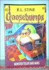 Monster Telur dari Mars (Goosebumps, #42) - R.L. Stine