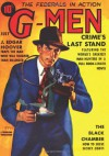 G-Men - 07/38: Adventure House Presents: - C.K.M. Scanlon, William T. Cowin, Barry Brandon, Jack Kofoed, John P. Gunnison, Richard Lyon