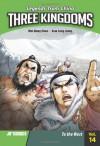 To the West (Three Kingdoms) - Wei Dong Chen, Xiao Long Liang