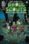 GHOUL SCOUTS NIGHT OF THE UNLIVING UNDEAD #1 CVR A STEGBAUER - Steve Bryant
