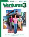 Ventures Level 3 Student's Book with Audio CD - Gretchen Bitterlin, Dennis Johnson, Donna Price, Sylvia Ramirez, K. Lynn Savage