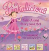 The Pinkalicious Take-Along Storybook Set: 5 Pinkamazing Storybook Adventures - Victoria Kann, Victoria Kann