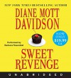 Sweet Revenge Low Price CD - Diane Mott Davidson, Barbara Rosenblat