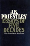 Essays of Five Decades - J.B. Priestley, Susan Cooper