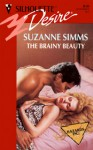 The Brainy Beauty - Suzanne Simms