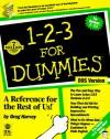 1-2-3 for Dummies - Greg Harvey, Larry Roshfeld