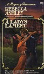 A Lady's Lament (Regency Romance) - Rebecca Ashley