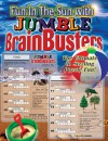 Fun in the Sun with Jumble BrainBusters: The Ultimate in Sizzling Puzzle Fun - Triumph Books, Russell L. Hoyt, Triumph Books