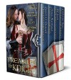 Treasure the Knight - F. Scott Fitzgerald, Anna Markland, Catherine Kean, Laurel O'Donnell