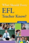 What Should Every EFL Teacher Know? - I.S.P. Nation
