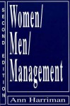 Women/Men/Management (2nd Edition) - Ann Harriman