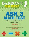 Barron's New Jersey ASK 3 Math Test, 2nd Edition - Thomas Walsh, Daniel Nale