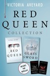 Red Queen Collection: Red Queen, Glass Sword, Queen Song, Steel Scars - Victoria Aveyard