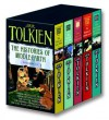 The Histories of Middle Earth, Volumes 1-5 - J.R.R. Tolkien