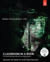 Adobe Dreamweaver CS6 Classroom in a Book - September 2012 Update for Creative Cloud Members - James J. Maivald, Editor