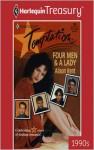 Four Men & a Lady - Alison Kent
