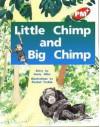 Little Chimp and Big Chimp - Jenny Giles, Rachel Tonkin