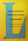 Langenscheidts Volkswörterbuch Französisch. Französisch-Deutsch / Deutsch-Französisch - Langenscheidt