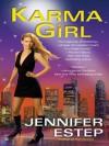 Karma Girl - Jennifer Estep