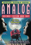 Analog Science Fiction And Fact, January/February 2013 - John G. Hemry, Jerry Oltion, Stanley Schmidt, Kyle Kirkland, Michael Flynn, Richard A. Lovett, Edward M. Lerner, Amy Thomson, Robert Scherrer, Rajnar Vajra, H. G. Stratmann, Brad R.Torgersen