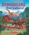 Dinosaurs Everywhere - Carol Sumerel Harrison, Richard Courtney