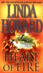 Heart of Fire (Pocket Books Romance) - Linda Howard