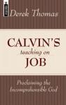 Calvin's Teaching On Job - Derek W.H. Thomas