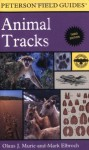 Peterson Field Guide to Animal Tracks - Olaus Johan Murie, Mark Elbroch, Roger Tory Peterson