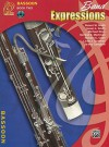 Band Expressions, Book Two Student Edition: Bassoon, Book & CD - Susan Smith, Michael Story, Robert Smith