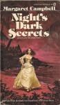 Night's Dark Secrets - Margaret Campbell, Joseph Shearing