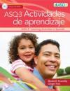 Asq-3 Actividades de Aprendizaje: With CD-ROM - Elizabeth Twombly, Ginger Fink