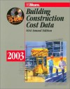 Building Construction Cost Data (Means Building Construction Cost Data) - Phillip R. Waier