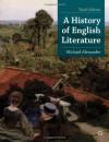 A History of English Literature (Palgrave Foundations) - Michael Alexander