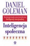 Inteligencja społeczna - Daniel Goleman, Andrzej Jankowski