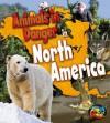 Animals in Danger in North America - Richard Spilsbury, Louise Spilsbury, Michael Bright