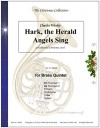 Hark, the Herald Angels Sign (for Brass Quintet) - Charles Wesley, Click here to see all music products from Finest City Productions