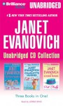 Janet Evanovich Collection: Full Bloom, Full Scoop, Hot Stuff - Janet Evanovich, Lorelei King